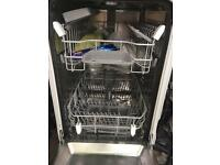 Neff integrated dish washer slim size 450mm