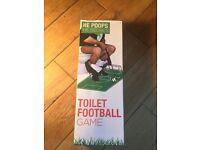 Football Toilet Game - NEW