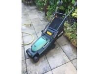 Hayter envoy 36 electric mower
