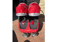 City Mini Baby Jogger Twin Pram