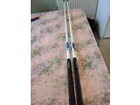 Ping i25 3 and 5 wood shafts