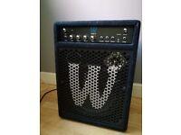 Warwick take 12 bass guitar amp