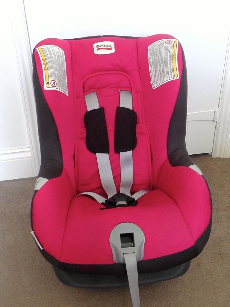 britax first class plus car seat in pink fantastic condition group 0 1 2 in norwich norfolk. Black Bedroom Furniture Sets. Home Design Ideas