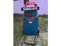 BOSCH AXT Rapid 2000 2200 Wood Shredder