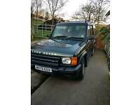 Land rover t5 2000 plate