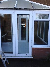 Quality Conservatory with Apex Roof