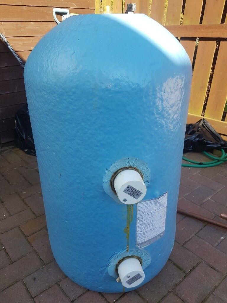 Copper vented Hot water cylinder | in Danderhall, Edinburgh | Gumtree