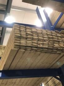 Log lap cladding