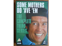 DVD - Some Mother's Do 'Ave 'Em - complete 3rd series