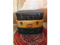 Vintage Retro Suitcases