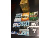 Lost box set seasons 1 - 6