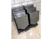 6 x Dyson Airblade AB08 AB12 nickel hand dryer drier - DYSON WARRANTY