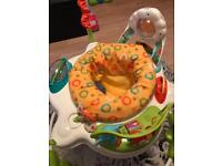 Fisher Price Rainforest Sunny Jumperoo