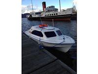 Shetland 535, boat, fishing boat, Shetland, Fishing, Cruiser