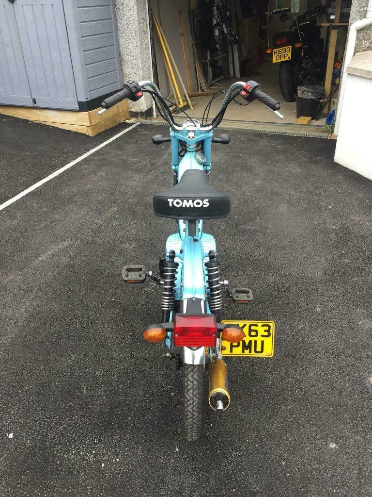 Tomos xl45 classic deposit paid | in Bodmin, Cornwall | Gumtree