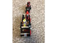 Racing bike transport 60084 Lego city