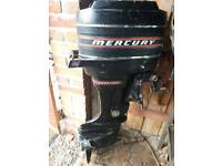 Mercury 200 20hp outboard