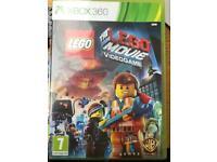 Xbox 360 The Lego movie