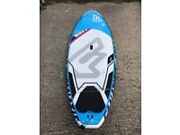 Fanatic allwave hrs 8ft.5 With quick blade carbon fibre adjustable paddle