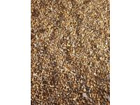 Gravel stone for driveways to collect for free