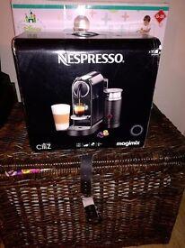 Magimix nespresso citrix coffee machine - unopened