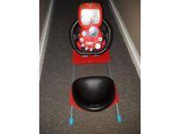 Disney Pixar Cars V8 Driver Smoby Simba Driving Simulator...