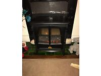 Dimplex Stove Fire with Coal Burner Effect