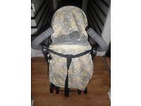 Mothercare Nanu Plus Stroller / Buggy