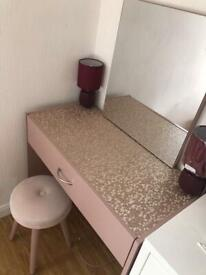 Make up/dressing table for sale