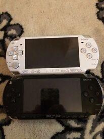 PSP (x2) for spares/repair