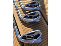 Ping G410 golf irons for sale 5-Pw (like new)