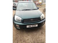 WEE JEEP TOYOTA RAV 4 FOR SELL