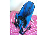 CHILD BACK CARRIER GS30 NOT CAR SEAT PUSHCHAIR MOTHERCARE SILVERCROSS
