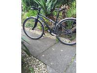 Whyte road bike