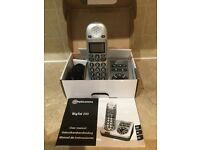 Amplicomms Big Tel 280 telephone with answering machine.