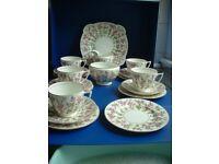 Minton 19pc Tea Set