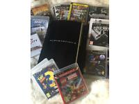 80Gb PlayStation 3 with 16 games