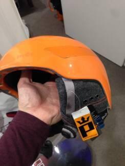 Large Snowboard Helmet