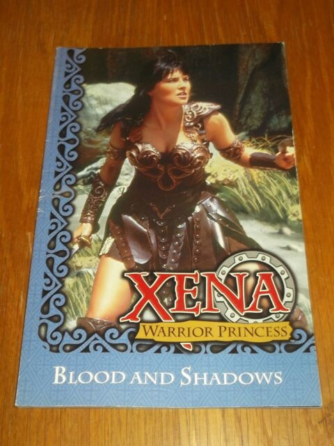 Xena Warrior Princess Blood and Shadows by John Wagner (Paperback)< 978184023288