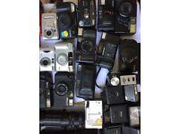 Cameras joblots