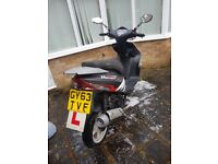 Sinnis harrier 125cc scooter for sale