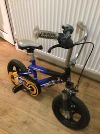 Boys/ childs first bike. 2+ years old
