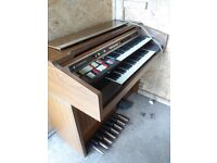 ORGAN ELECTRIC EXCELLENT WORKING ORDER HAMMOND MAKE