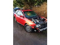1999 AUDI A3 1.6 PETROL BREAKING FOR PARTS