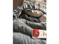 Stokke down sleeping bag BNWT