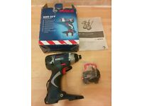 Bosch GDR 18V Professional impact driver - Body only!