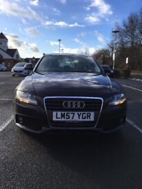 Audi A4(57 plate) great condition