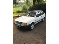 VW POLO CL COUPE 1992, 56262 MILES, 12 MONTHS MOT, SERVICE HISTORY, ELDERLY OWNER NO LONGER DRIVING.
