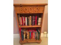 Steve Allen Bedroom Furniture, Wardrobe, Bookcase and 'crown, jewels & tiaras' drawers