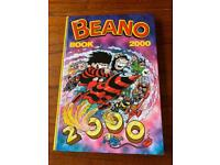 The Beano Book 2000 (Annual) Hardback Book Collectable Vintage Children's Favourite
